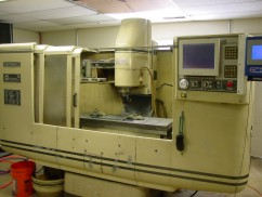 Manufacturing equipment - We have CNC Mills, Lathes, Grinders, Injection Molding Equipment, and more...